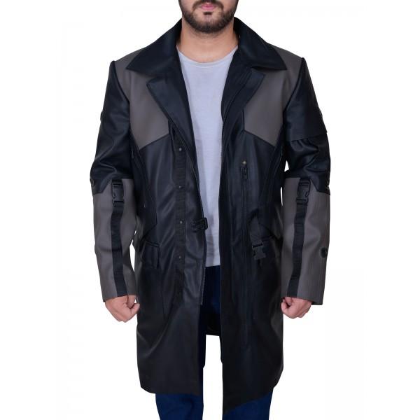 Adam Jensen Deus Ex Mankind Divided Coat
