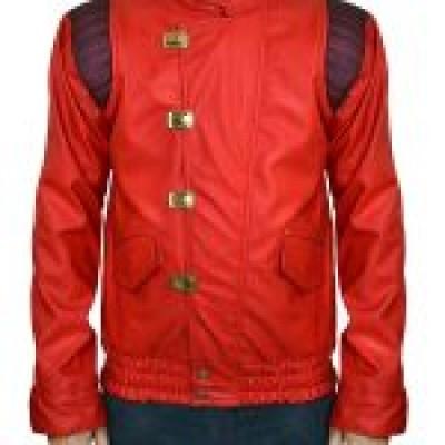 Akira Kaneda Capsule Red Jacket