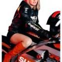 Alexandra Stan Leather Jacket