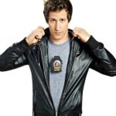Andy Samberg Brooklyn Nine Nine Leather Jacket