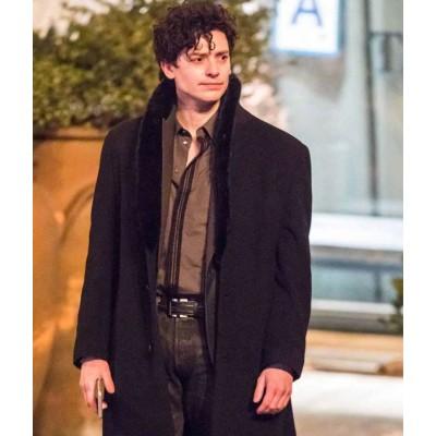 Aneurin Barnard The Goldfinch Boris Coat
