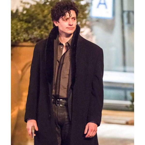 Aneurin Barnard The Goldfinch Boris Coat