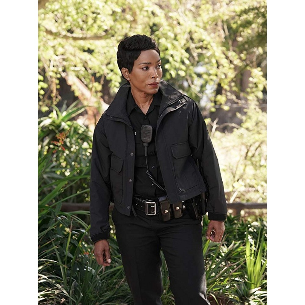 Angela Bassett Black Jacket