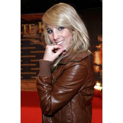 Annemarie Eilfeld Famous German singer Jacket