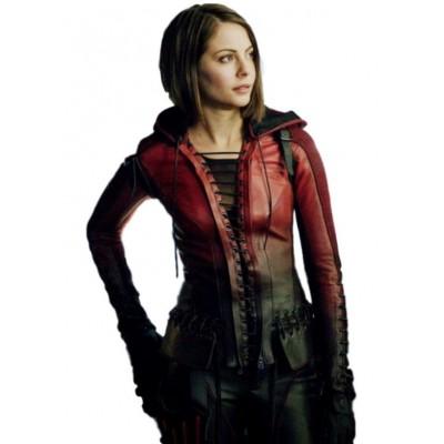 Arrow Willa Holland Costume