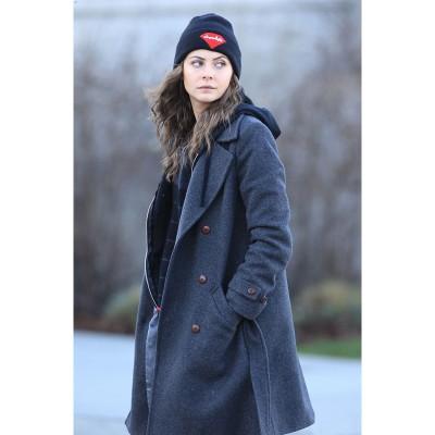 Arrow Willa Holland Wool Coat