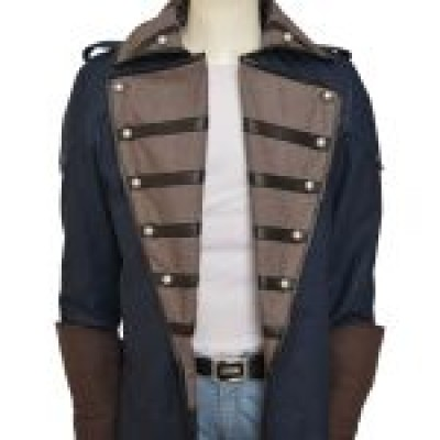 Assassins Creed Arno Victor Dorian Coat