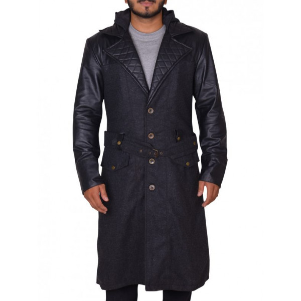 Assassins Creed Syndicate Jacob Frye Coat