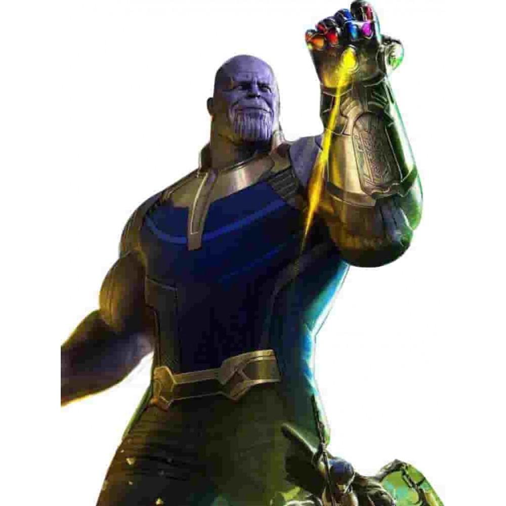 Avengers Infinity War Thanos Costume Leather Vest