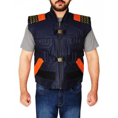 Black Panther Erik Killmonger Vest
