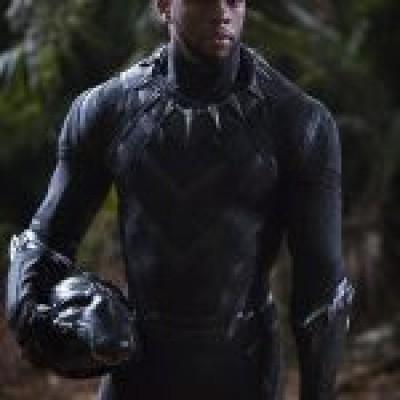 Chadwick Boseman Black Panther T'Challa Jacket