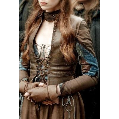 Charlotte Hope Game of Thrones Myranda Vest