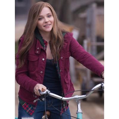 Chloe Grace Moretz If I Stay Jacket