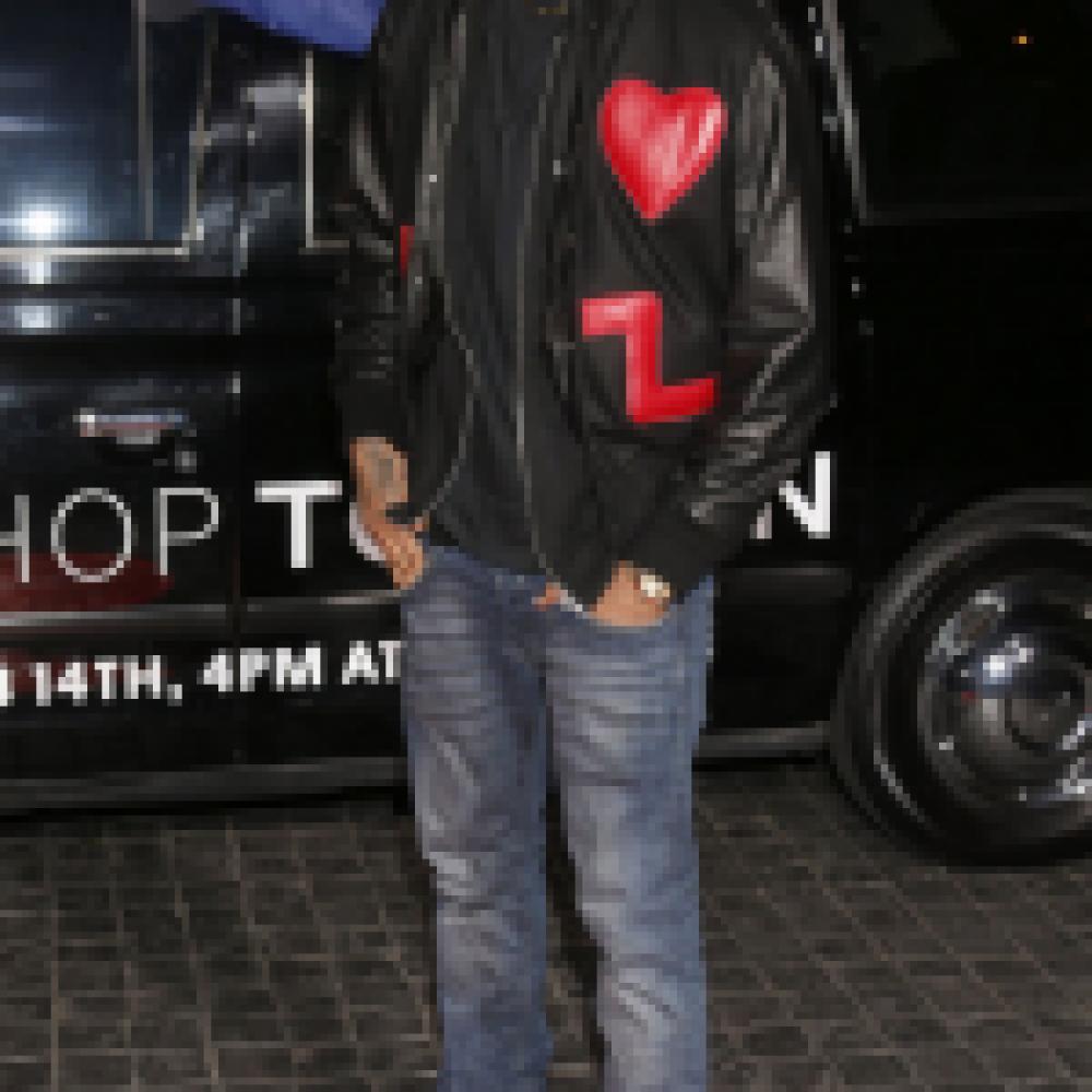 Chris Brown Love Not Hate Unisex Jacket