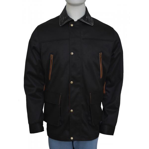 Corey Hawkins Walking Dead Jacket