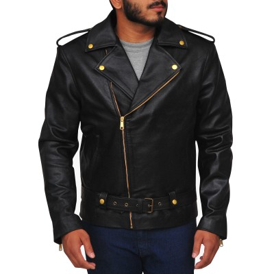 Cry Baby Johnny Depp Classic Leather Jacket