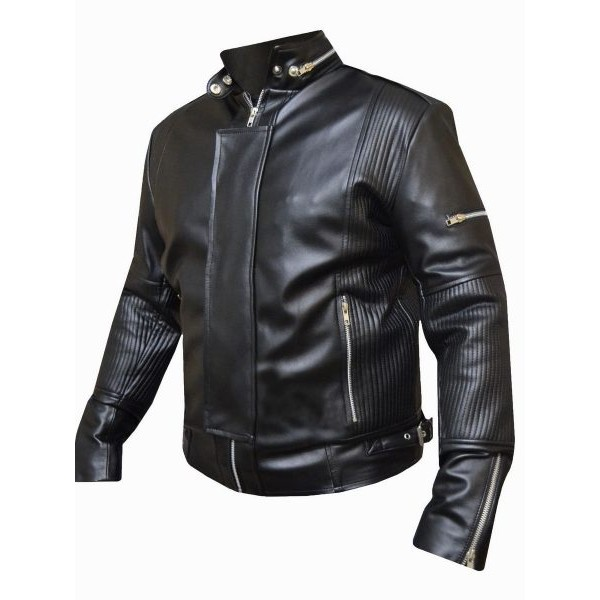 Daft Punk luxurious Leather Jacket
