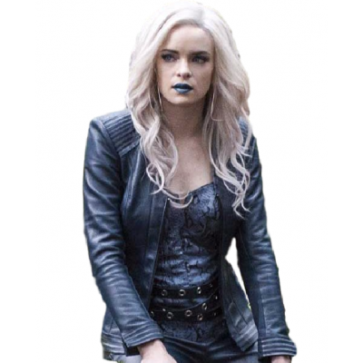Danielle Panabaker Welcome to Earth 2 Killer Frost Jacket