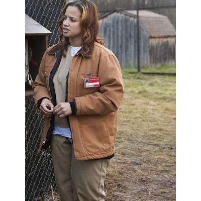Dascha Polanco in Orange Is the New Black Jacket