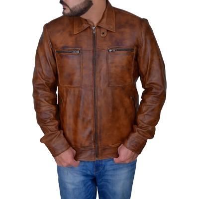David Ramsey Arrow John Diggle leather Jacket
