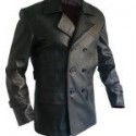 Doctor Who Christopher Eccleston Black Coat