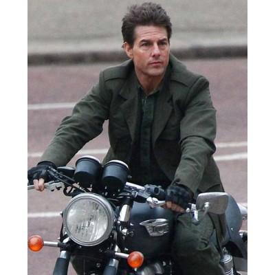 Edge of Tomorrow Tom Cruise Coat