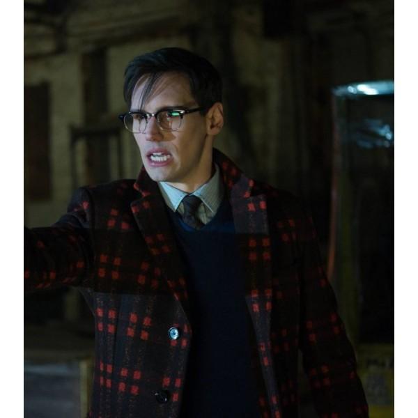 Edward Nygma Gotham Coat