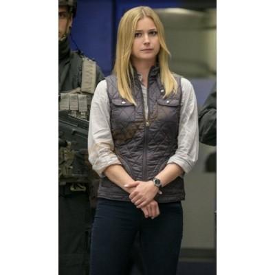 Emily VanCamp Civil War Sharon Carter Vest