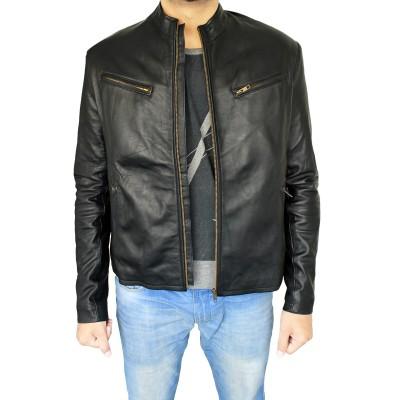 Fast And Furious 7 Vin Diesel Black Jacket