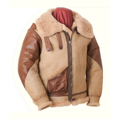 Flying B-3 1937 Shearling Leather Jacket