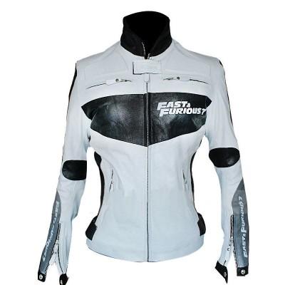 Furious 7 Premiere Vin Diesel Women Jacket