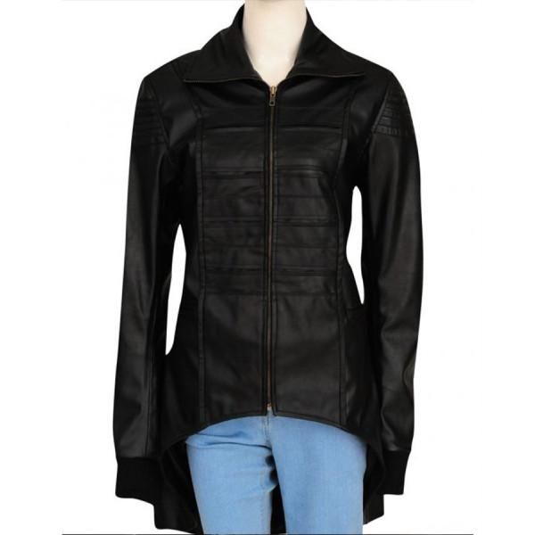 Gotham Camren Bicondova Black Jacket