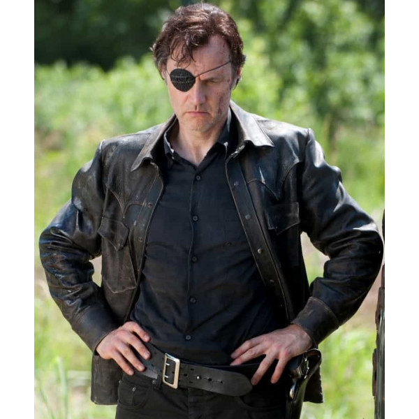 Governor The Walking Dead Jacket