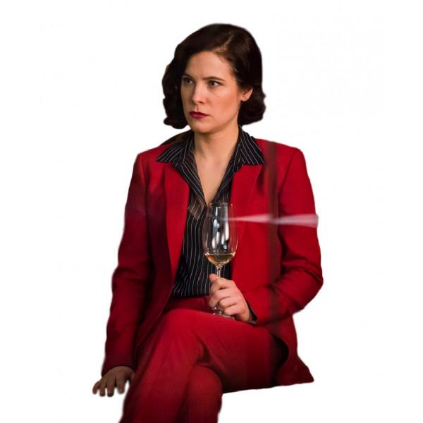 Hannibal Dr. Alana Bloom Red Coat