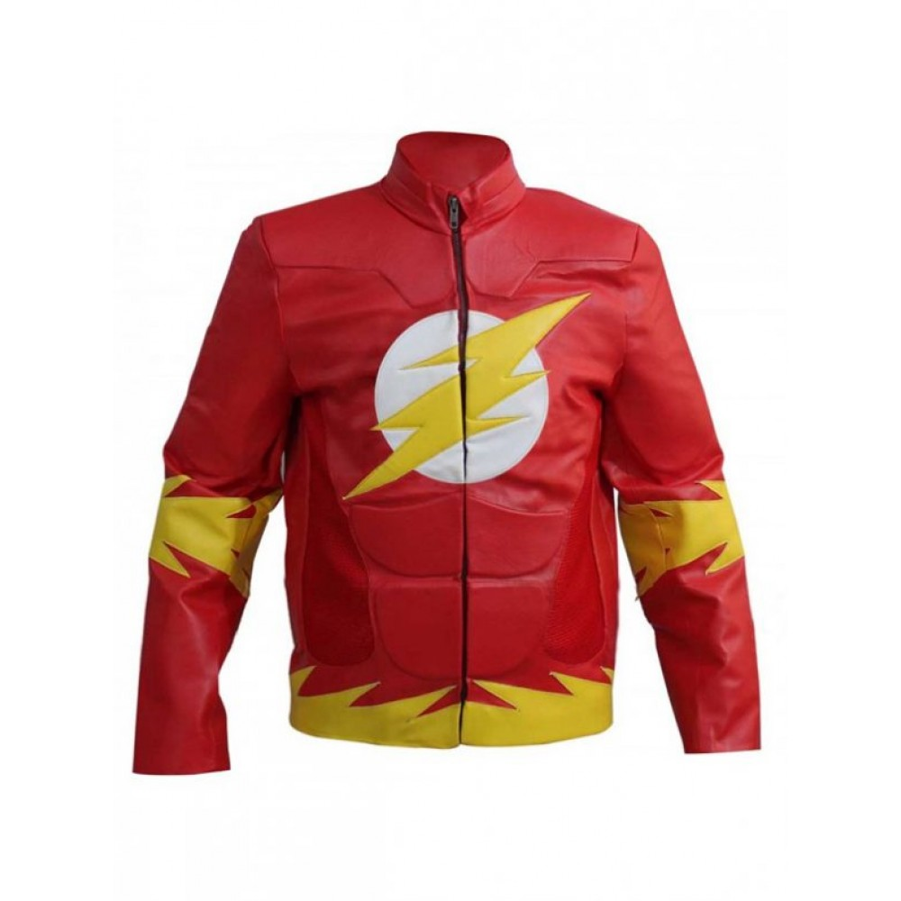 John Wesley Shipp Flash Jacket