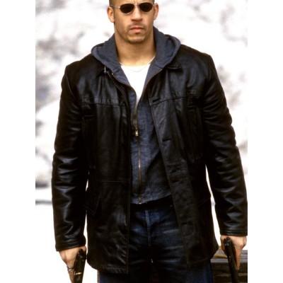 Knockaround Guys Vin Diesel Black Coat