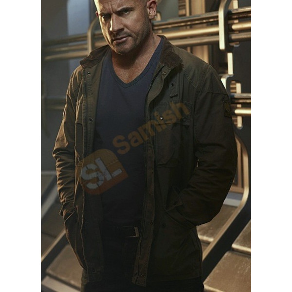 Legends of Tomorrow Mick Rory Cotton Jacket