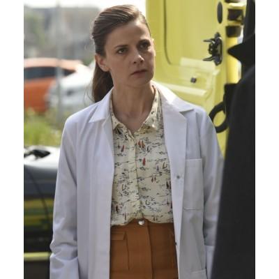 Louise Brealey Sherlock Coat