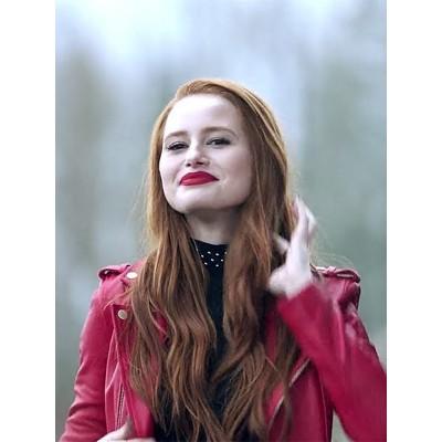 Madelaine Petsch Riverdale Leather Jacket