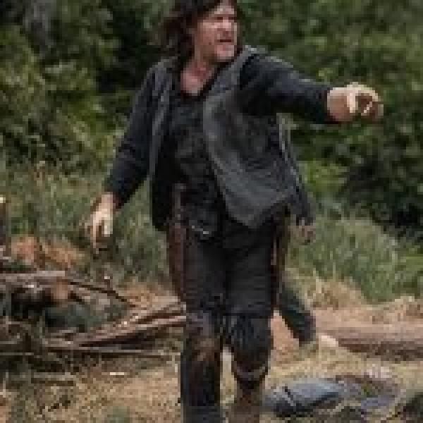 Norman Reedus Walking Dead Vest
