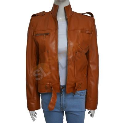 Once Upon A Time Jennifer Morrison Leather Jacket