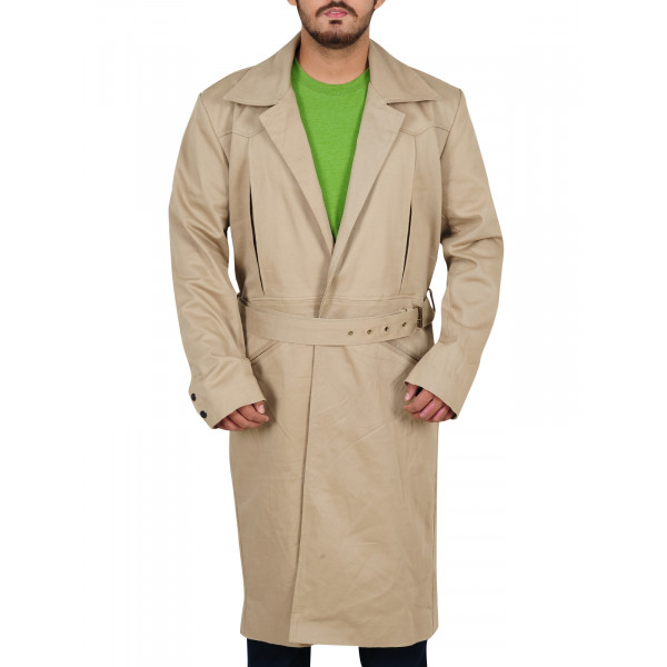 Rip Hunter Legends Of Tomorrow Cotton Coat
