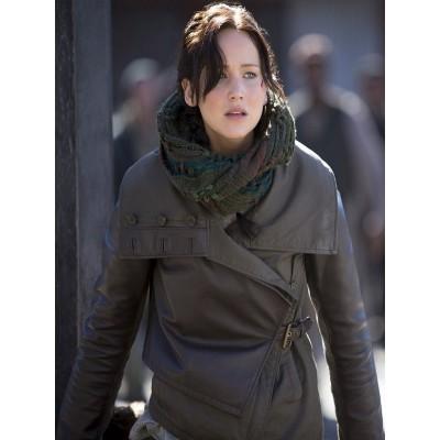 The Hunger Games Jennifer Lawrence Jacket