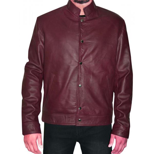 Vin Diesel Furious Seven Maroon Jacket