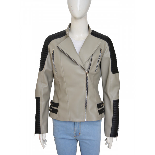 Walking Dead Rosita Espinosa leather Jacket