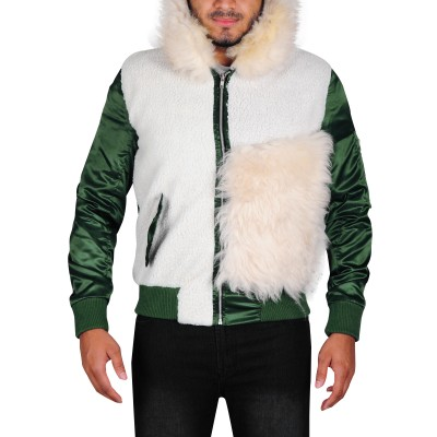 xXx Premier Vin Diesel Fur Jacket
